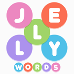 Jelly Words Logo
